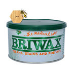 Briwax Original Furniture Wax 1 Lb, Clear, 16 Oz.