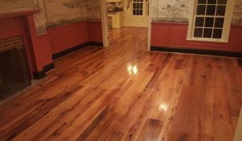 Hardwood Flooring Installation Project