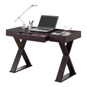 Techni Mobili Trendy Desk With Drawer