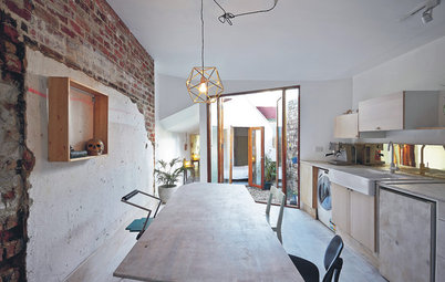 The Clever Redesign of a Tiny Worker's Cottage in Melbourne