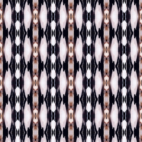 Sharon Holmin Interiors - Marble Marquetry Peel and Stick Wallpaper, 2'x8' Rolls - Wallpaper