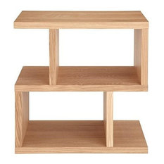 Balance Side Table, Oak