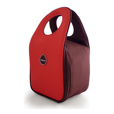Stöh Lunch Tote, Candy Apple Red