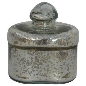 Petite Vintage Styled Jar