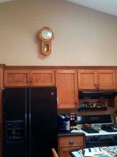 Where Do You Hang Your Clocks