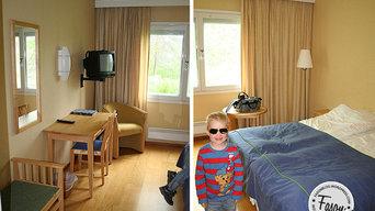 5000 kr för nytt hotellrum