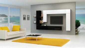 Modern Style Wall Units
