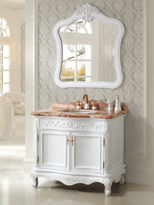 bathroom cabinets vintage style antique style bathroom vanities 15670
