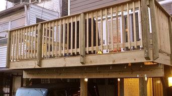 Deck(s)