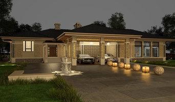 Проект дома «Вилла Парк»