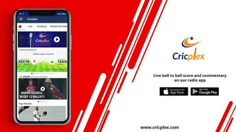 Cricplex is one of the best cricket applications in the country