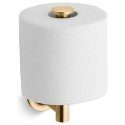 Contemporary Toilet Paper Holders by The Stock Market