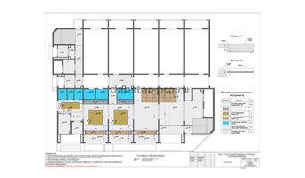 Рабочая документация к дизайн-проекту гостиницы