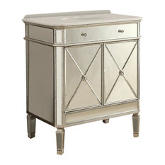 "Chans Furniture - Traditional Bathroom Vanity, 32"" - Bathroom Vanities and Sink Consoles"
