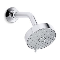 Kohler Awaken G110 2.0 GPM Multifunction Showerhead, Polished Chrome