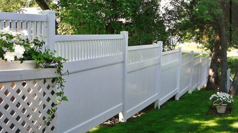 Vinyl Fence Projects