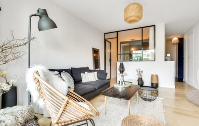 Houzz Tour: Studio Morphs Into a 1-Bedroom Apartment