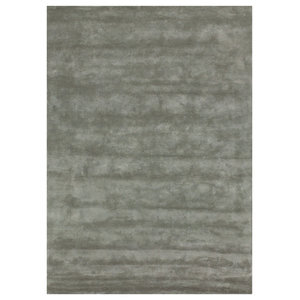 Annapurna Taupe-Grey Rug, 200x140 Cm