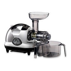 Kuvings Masticating Slow Juicer, Silver Pearl