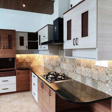 Laxmi and Bala's Kitchen