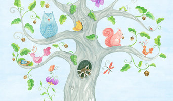 """The Wishing Tree"" Painting"