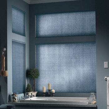 graber graber 38inch double cell cellular shades garden retreat
