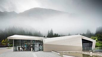 Besucherzentrum Krimml