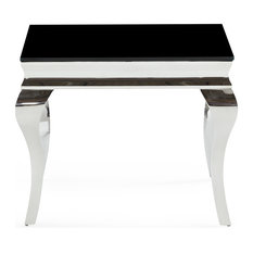 Global Furniture Usa Queen Anne Style Base End Table Side Tables And