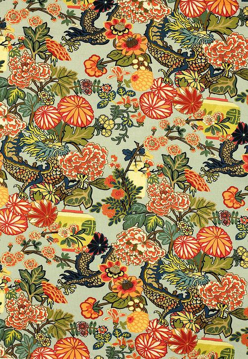 If Not Schumacher Chiang Mai Dragon Wallpaper Then What