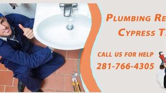 Plumbing Repair Cypress TX
