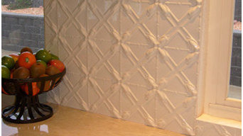 Pressed Tin Panels - Splashback