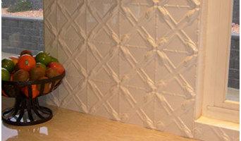 Pressed Tin Panels - Splashback