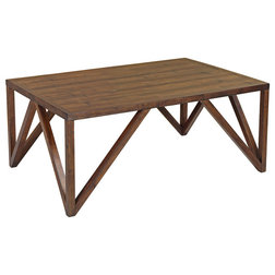 Transitional Coffee Tables by Craft + Main