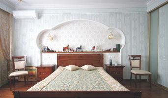 3 комнатная квартира в классическом стиле