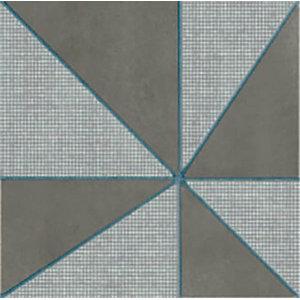 Azulej Gira, Grey, Box of 24 Tiles
