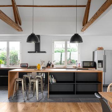Maison Oullins - Régis LANNOY architecte