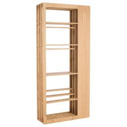 Contemporary Bookcases by PORVENTURA