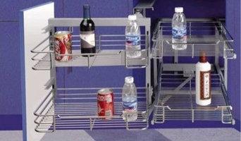 Maximize your kitchen Corner
