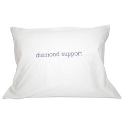 Contemporary Bed Pillows by Living Healthy Products