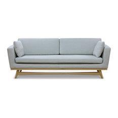Scandinavian Sofa, Thunderstorm, Chalk
