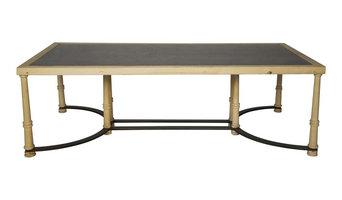 Noir - Slate Coffee Table