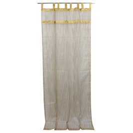 Asian Curtains by Mogul Interior