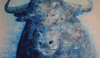 Arte contemporáneo.........130 X 170 cm