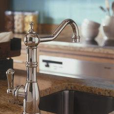 Aquitaine Single Lever Sink Mixer Kitchen Taps