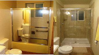 Langdon Bath Remodel
