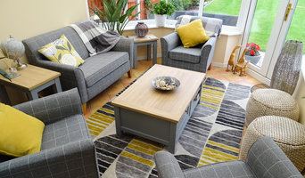 Conservatory- Grey and Yellow
