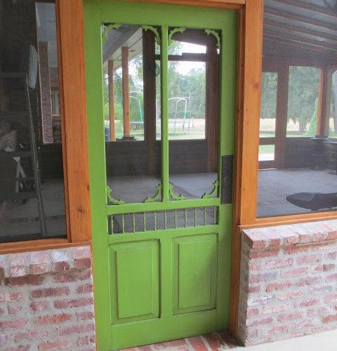 Screen doors and storm doors for Decorative storm doors with screens