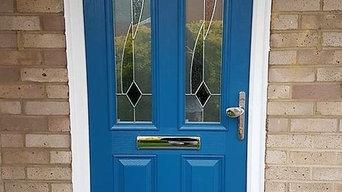 Recent Composite Front Door Installations