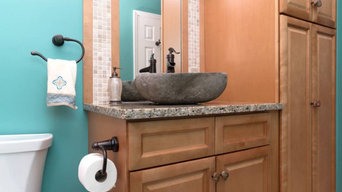 BATHROOM REMODELING PROJECT IN SPRING ROAD, MARYLAND
