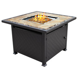 Transitional Fire Pits by AZ Patio Heaters